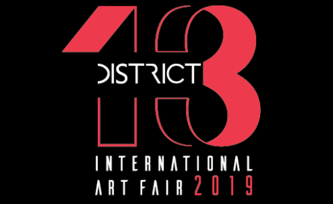 Logo District 13 Art Fair