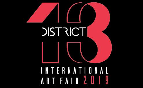 Logo District 13 Art Fair