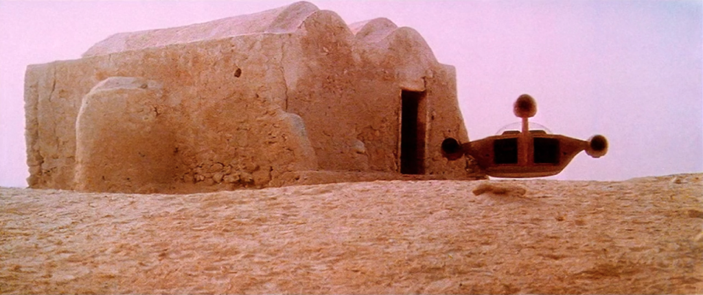 Image issue du film de Star wars