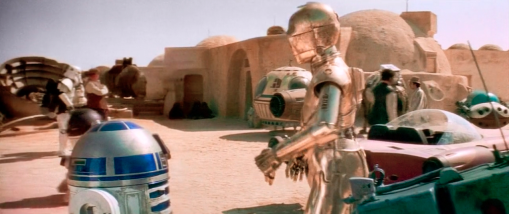 Image issue du film Star Wars Chapitre 1