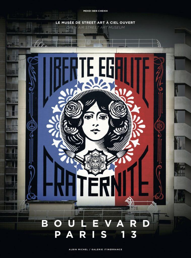 Couverture Boulevard Paris 13