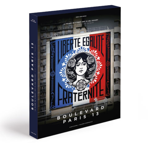 Coffret Boulevard Paris 13