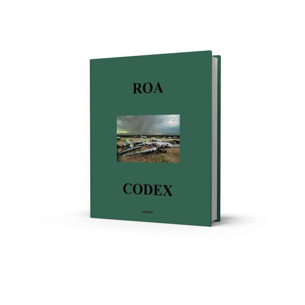 Couverture livre ROA
